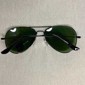 NWT Ray-Ban 3025 Aviators sunglasses 58mm